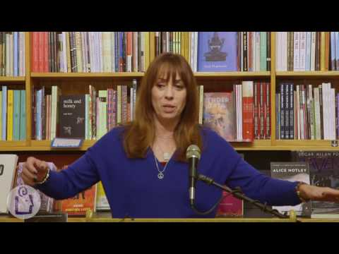Mackenzie Phillips introduces Hopeful Healing, University Book Store