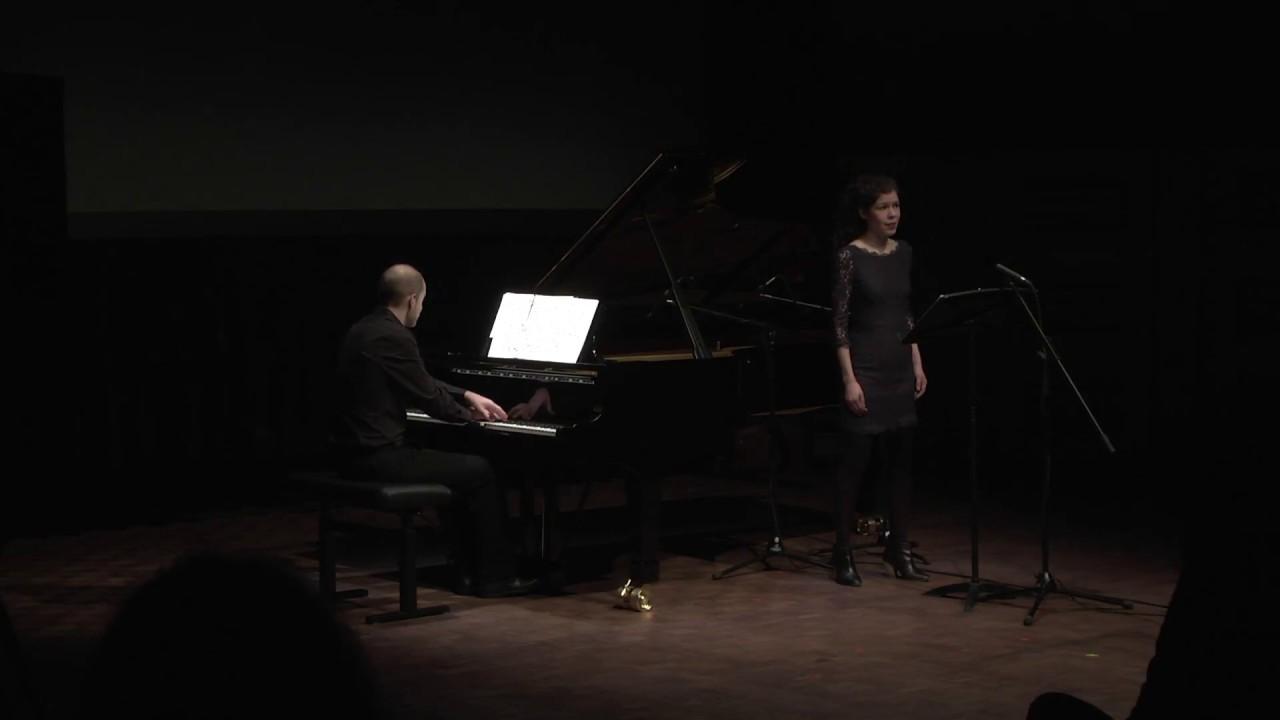 Anton Webern, Drei Lieder, Op. 25
