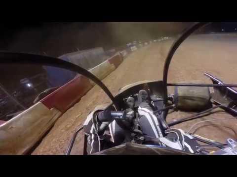 Lawson Lightner - Selinsgrove Raceway 7-22-17 Feature / First Wreck!