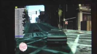 GTA IV PC - Camera Recorded Gameplay AMD Phenom II X4 955 3,2Ghz Black Edition + ATI 4850