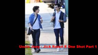Uncle Joey -Jick Rated R One Shot Part 1
