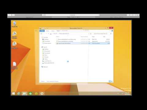 Symantec Endpoint Encryption 11.0.1: Removable Media Encryption Demo