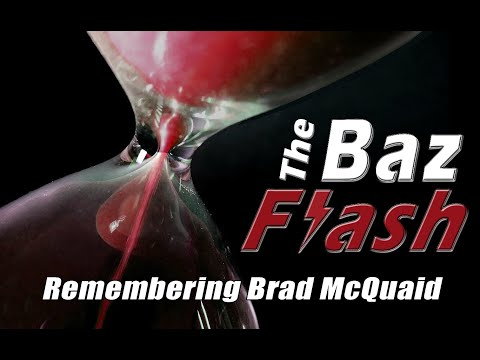 Baz Flash EP14: Memorials for Brad