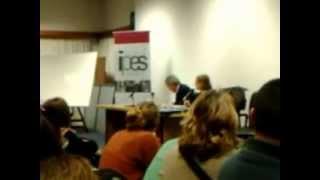 Conferencia Violeta Nuñez en el IPES 3ª parte