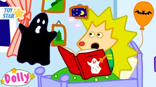 Dolly & Friends 👻 The Best Episodes with Ghosts 👻 Funny Cartoon for Kids #752 Full HD