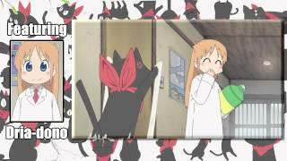 【FanDub】Nichijou: Super Glue