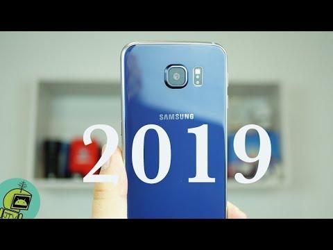 Usando El Samsung Galaxy S6 En El 2019... (VLOG)