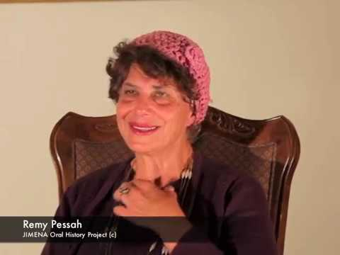 Ben-Gurion Archives and JIMENA: Remy Pessah, Egypt