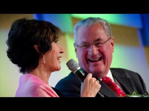 2017 Outstanding Philanthropists - Ed & Beatriz Schweitzer
