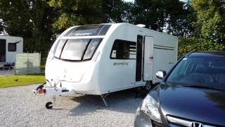 Knaresborough Caravan Club Site May 2016
