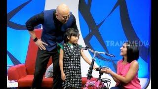 Haliza Dapat Hadiah Sepeda Dari Deddy Corbuzier | HITAM PUTIH (23/10/19) Part 3