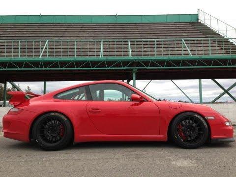 Shannonville Motorsport Park in a Porsche 997 GT3 (1:55.7 lap time)