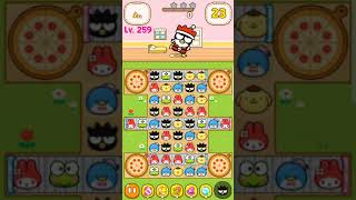 Hello Kitty Friends Level 259 Tap & Pop, Adorable Puzzles (Gameplay Android/iOS)