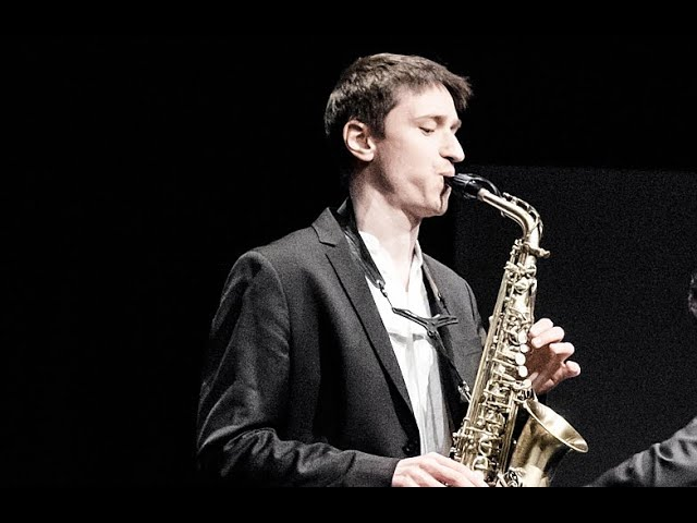 MALO LINTANF - FINAL ROUND - V ANDORRA INTERNATIONAL SAXOPHONE COMPETITION 2018