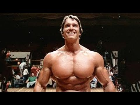 Pumping Iron 1977 Movie - Arnold Schwarzenegger