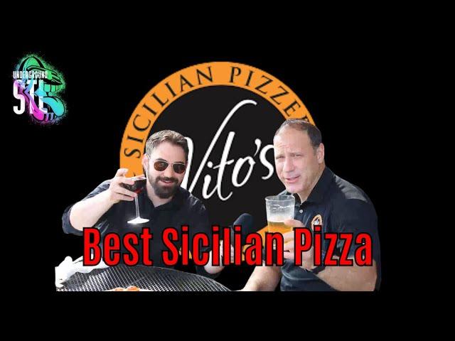 Best Sicilian Pizza in STL! - Underground St. Louis