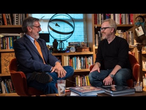 Adam Savage Interviews John Landis - The Talking Room