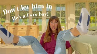 How To Tell If He Is A F*ck Boy | DATING WARNING SIGNS & ADVICE | Is He A Player | Is He A Feminist