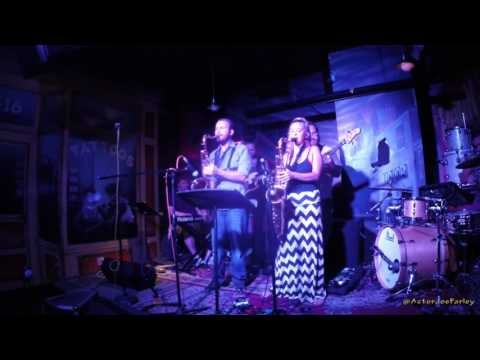 Public Record at Thunderbird Cafe, August 17, 2015   set @actorjoefarley