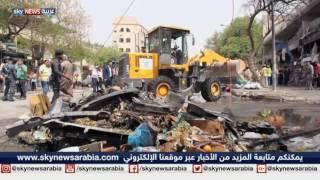 رسائل تفجيرات الكرادة ومضامينُها