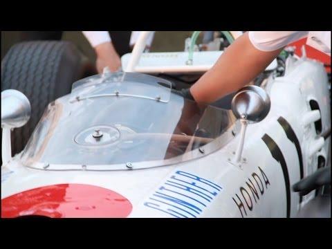 【 Motor Sports Japan 2013 】 ホンダF1 RA272 Pt.1 【 Honda Formula One RA272 】