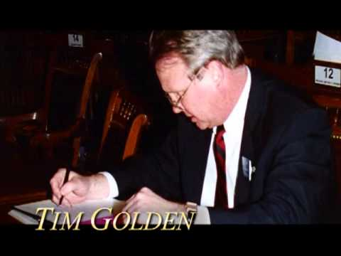 Vote Tim Golden, A Senator Who Works Hard For Us!