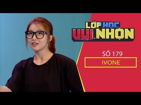 Lớp Học Vui Nhộn - 179 | Chủ Đề: RAPPER | Khởi My, Thanh Duy & IVONE | Fullshow