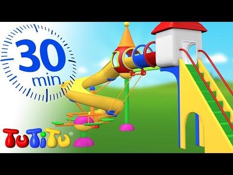 Zajęcia na dworzu   Plac zabaw   30 minut   TuTiTu po polsku