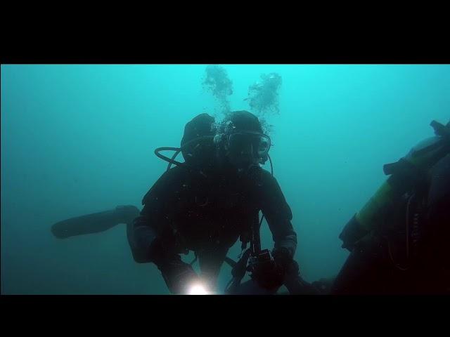Curso pecios en Ocean Revival. Portimao