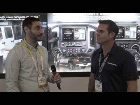 Alpine Restyle systems for 2016 | CES 2016 | Crutchfield