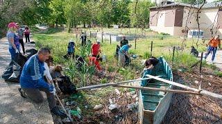 Εθελοντικός καθαρισμός της παραλίας Δοϊράνης-Eidisis.gr webTV