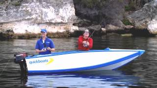 Quickboat - World's Most Advanced Folding Boat