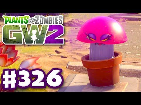 Perfume Shroom! - Plants vs. Zombies: Garden Warfare 2 - Gameplay Part 326 (PC)