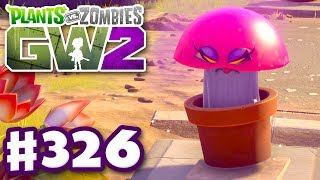 Perfume Shroom! - Plants vs. Zombies: Garden Warfare 2 - Gameplay Part 326 (PC)