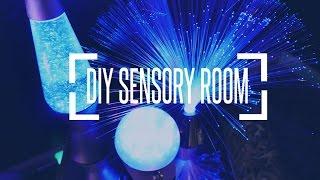 DIY Sensory Room