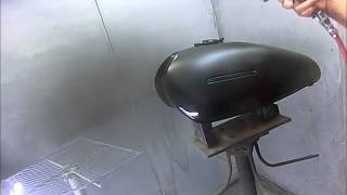 プラサフ塗装の仕方 ZⅡタンク編
