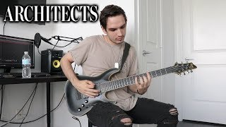 Architects | Modern Misery | GUITAR COVER (2018)