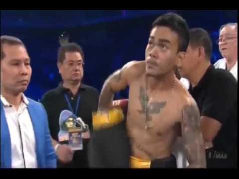 Dave Penalosa TKO3 Ngaotawa Sithsaithong