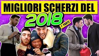 Migliori Scherzi del 2018 - PARTE 1 - [COMPILATION SCHERZI] - IL MEGLIO DI THESHOW 2018