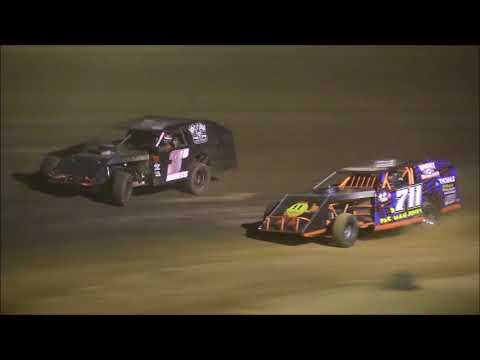 Sport Mod Feature from Jackson County Speedway, May 25th, 2018.