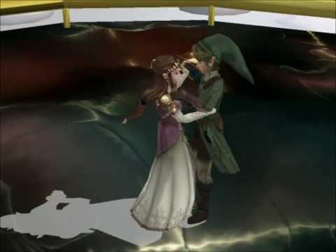 Legend of Zelda - Link X Zelda waltz