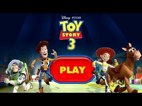 Toy Story 3 - Toys Daycare Dash [Disney Pixar Games]