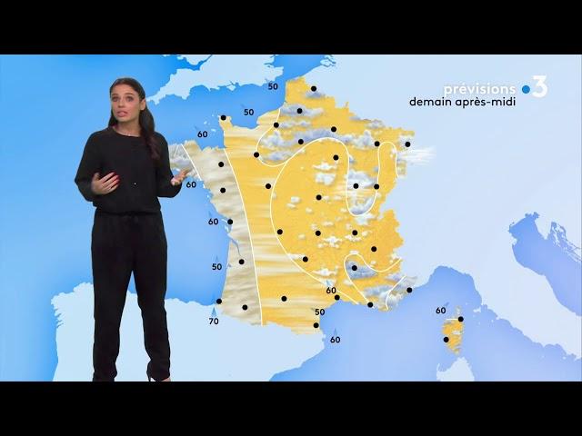 Journal meteo France 3