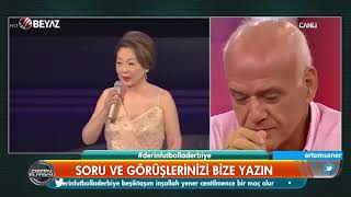 Ahmet Çakar Ağladı   Beyaz Futbol   19 Eylül 2017