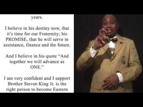 Why Steve - Bro. Fashade Afolabi (Advancing As ONE)