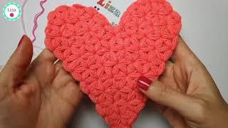 Kalp Desenli Lif Yapımı