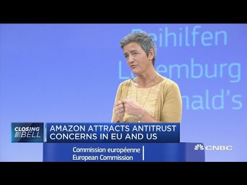 Amazon No. 3 in digital ad market share, being investigated by EU for antitrust violations