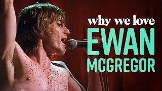 The Distinct Charm of Ewan McGregor