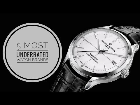 The Most Underrated Watch Brands - Revisited | Armand The Watch Guy