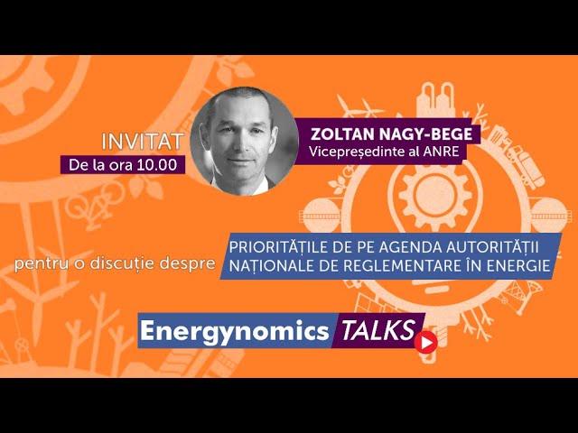 EnergynomicsTalks - Zoltan Nagy-Bege, ANRE